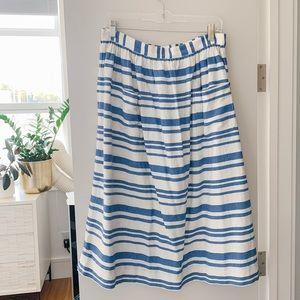 Levi's Flowy Midi Skirt